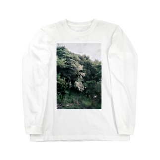 harucameraのharucamera 解体 Long sleeve T-shirts