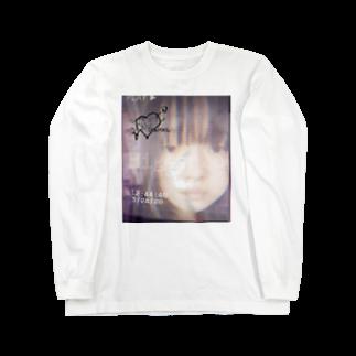 Brainwashed wow wowのBig suzu Long sleeve T-shirts