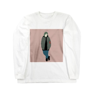 kyo_no_yosooi Long sleeve T-shirts