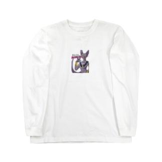 ビルス様 Long sleeve T-shirts