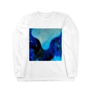 Yoshiki houseのサマーサイダー Long sleeve T-shirts