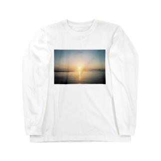 あの日の夢をなぞる Long sleeve T-shirts