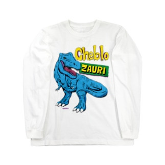ZAURI △Sky Blue▼ Long sleeve T-shirts