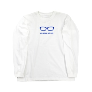 NO MEGANE,NO LIFE. Long sleeve T-shirts