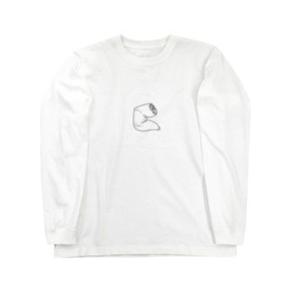 ユビキリ Long sleeve T-shirts