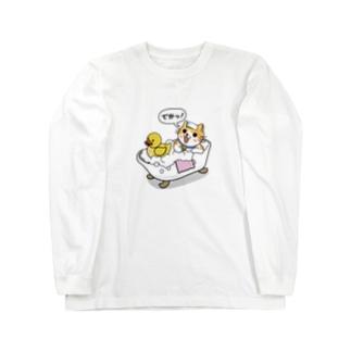 バスルーム Long sleeve T-shirts