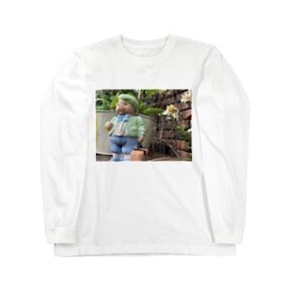 旅くま Long sleeve T-shirts