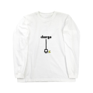 charge Long sleeve T-shirts