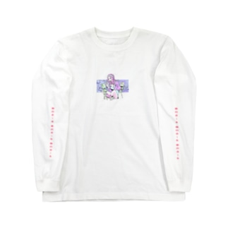 《夜行ガール》 Long sleeve T-shirts