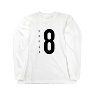 SUPER8 RT001 Long sleeve T-shirts
