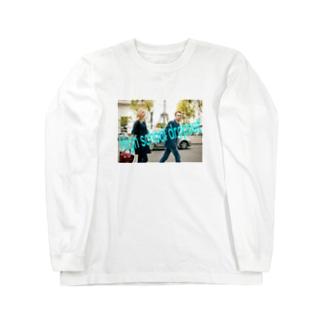 高校中退してもいいんだよシリーズ Long sleeve T-shirts
