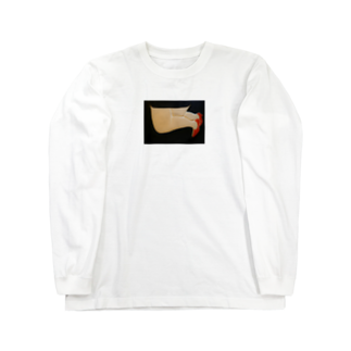 IORIのひざまくら Long sleeve T-shirts