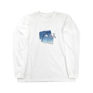 来る青春Tシャツ Long sleeve T-shirts