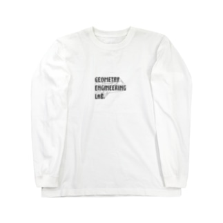 GELのGELオフィシャルグッツ② Long sleeve T-shirts