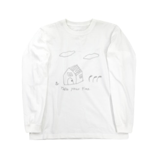Take your time. Long sleeve T-shirts
