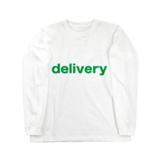 delivery Long sleeve T-shirts