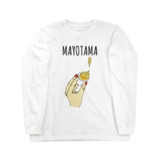 MAYOTAMA Long sleeve T-shirts