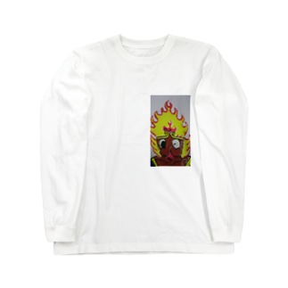 孫悟空 Long sleeve T-shirts