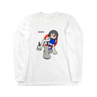 金禁 Long sleeve T-shirts