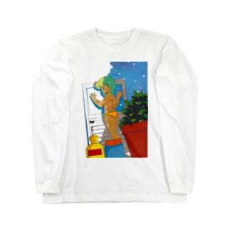 1984 先輩女子 Long sleeve T-shirts