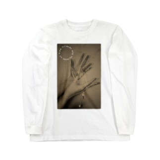 Friends are thieves of time. Long sleeve T-shirts