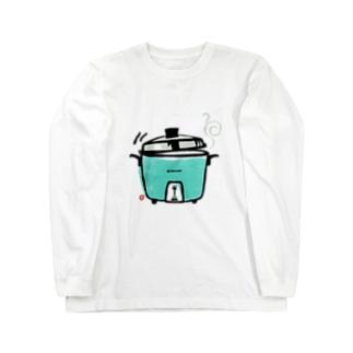 大同電鍋 Long sleeve T-shirts