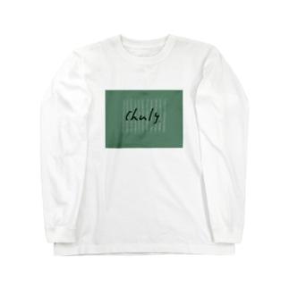 梅雨 Long sleeve T-shirts