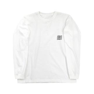 모래와 술 Long sleeve T-shirts
