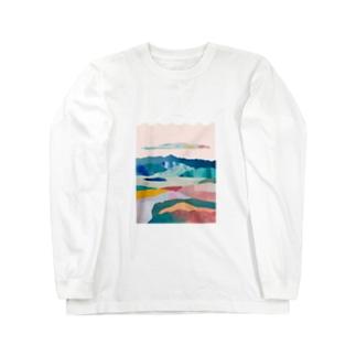 NEW YEAR 霧ヶ峰 Long Sleeve T-Shirt