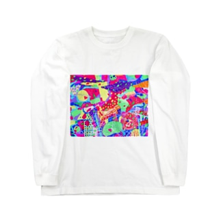 はーい Long sleeve T-shirts