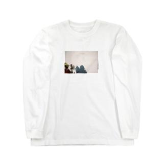 harucamera 花束をわたしに Long sleeve T-shirts