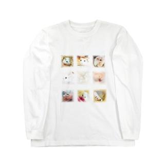 milk🍼 Long sleeve T-shirts