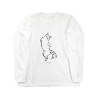 だんすだんす Long sleeve T-shirts