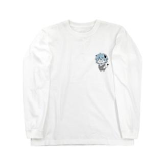 213号室のダリル君 Long sleeve T-shirts