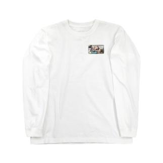 なにかお探しですか?カラーver. Long sleeve T-shirts
