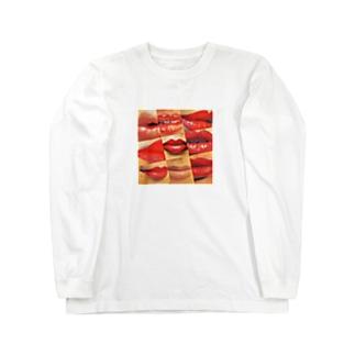 Boom フェロモン Long sleeve T-shirts