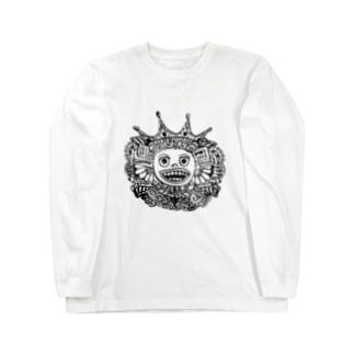 KING Long sleeve T-shirts