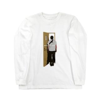 扉なかむらT Long sleeve T-shirts