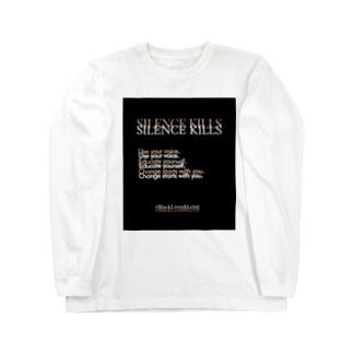 youRの#BlackLivesMatter Long sleeve T-shirts