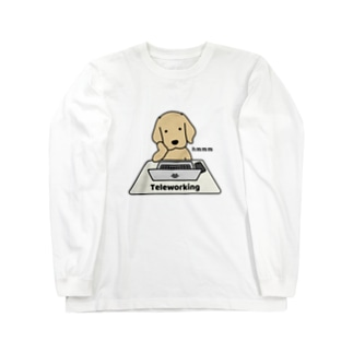 テレワーク Long sleeve T-shirts