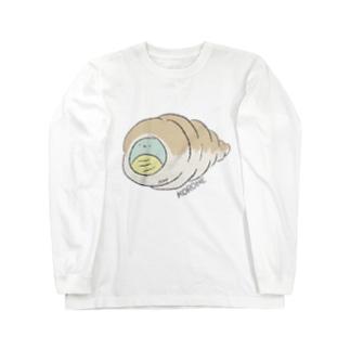 コロネなきょうりゅうさん Long sleeve T-shirts