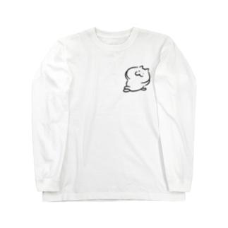 ゆるにゃん 文字なし Long sleeve T-shirts
