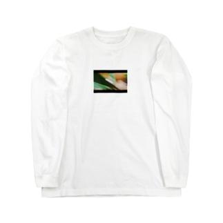 ブレブレ Long sleeve T-shirts