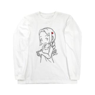 リトルガール Long Sleeve T-Shirt