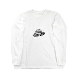 帽子 Long sleeve T-shirts