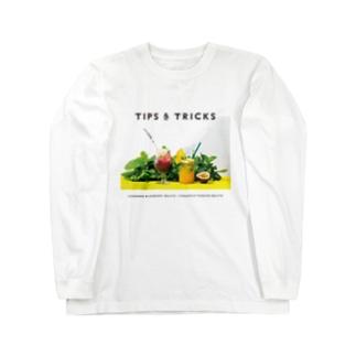 2種のモヒート Long sleeve T-shirts