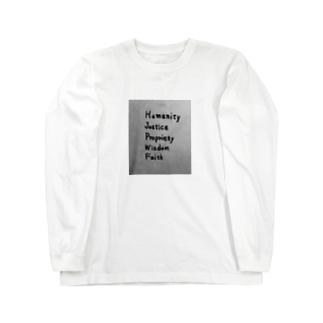 PWL gojyo- Long sleeve T-shirts