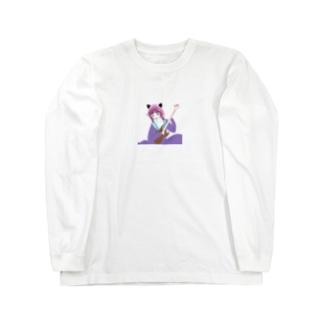 べーすろりーた Long sleeve T-shirts