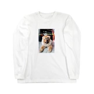 わんダフル Long sleeve T-shirts