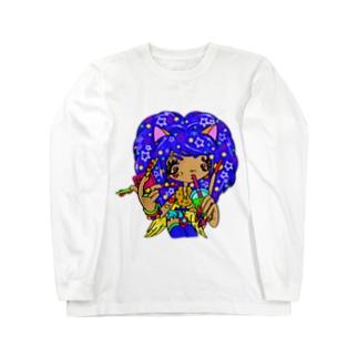 カラフル×ギャル② Long sleeve T-shirts